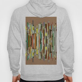 Abstract Composition 635 Hoody