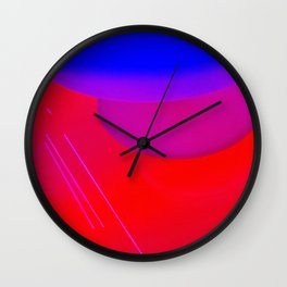 Discoteque1 Wall Clock