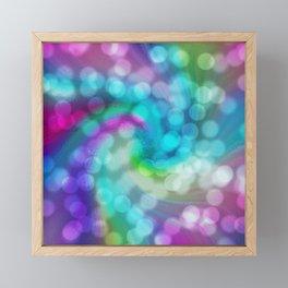 Falling in Love, Again Framed Mini Art Print