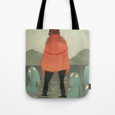 Spirits of the Lake Tote Bag