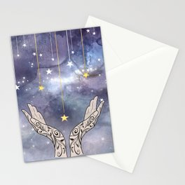 Starfall - ACOTAR inspired Stationery Cards