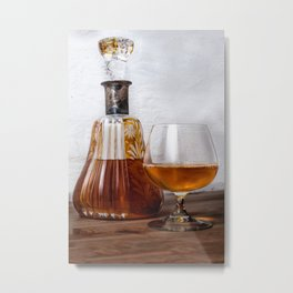 I'll take that drink now Metal Print