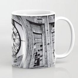 Diamant in Industrie Ruine Coffee Mug