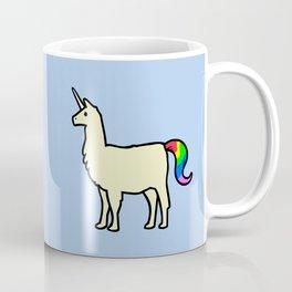 Llamacorn Coffee Mug