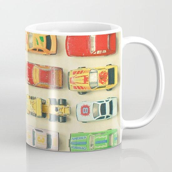 Car Park Mug