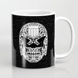 Day of the Dredd - Black Coffee Mug