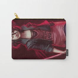 Devil (#Drawlloween2016 Series) Carry-All Pouch