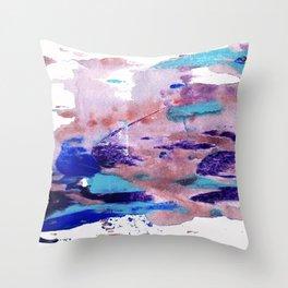 Velocity 2 Throw Pillow