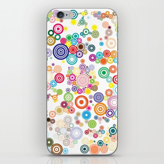 Springs iPhone & iPod Skin
