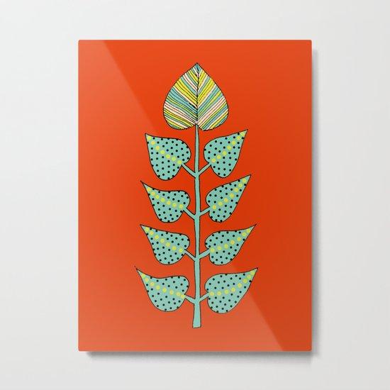 plantation Metal Print