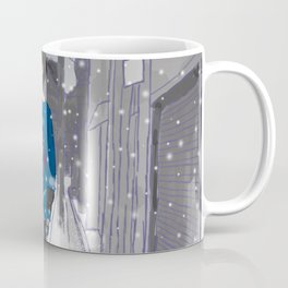In The Snow Coffee Mug