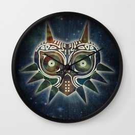 Majora's Mask - The legend of Zelda Wall Clock