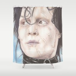 I'm Not Finished Shower Curtain