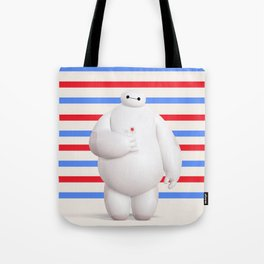 Baymax Big Hero 6 Tote Bag