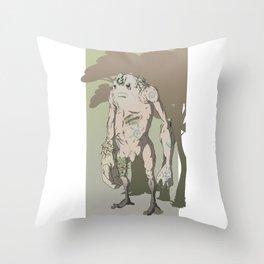 okuzbey Throw Pillow