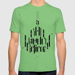 Blank Maps T-shirt
