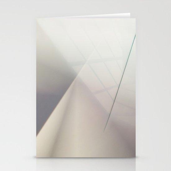 Space Geometry V Stationery Cards