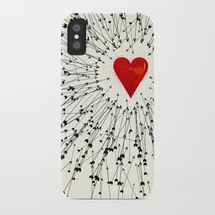 Heart&Arrows iPhone Case