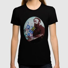 The Painter who´s looking for the right words to discribe his work - 1 T-shirt
