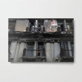 Piraeus IV Metal Print