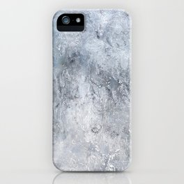 Gray Angst 2 iPhone Case