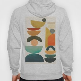 Modern Abstract Art 72 Hoody