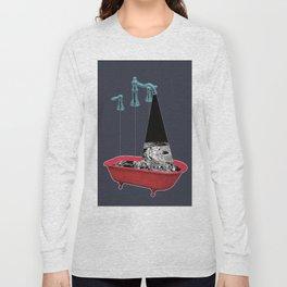Liquid Moon Long Sleeve T-shirt