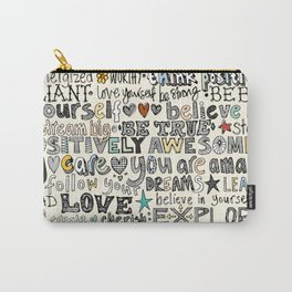 positively awesome Carry-All Pouch