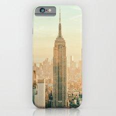 New York City Skyline Dreams Slim Case iPhone 6s