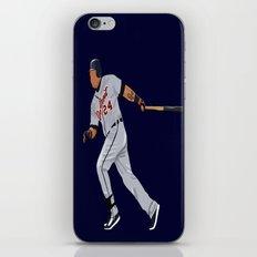 Cabrera iPhone & iPod Skin