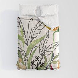 Spring Garden IV Comforters