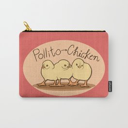 Pollito-chicken Carry-All Pouch