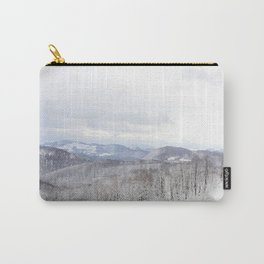Winter in Transylvania Carry-All Pouch