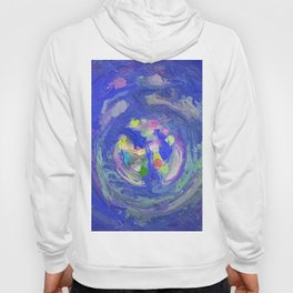 Abstract Mandala 222 Hoody