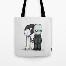 Frankie & Bride Tote Bag