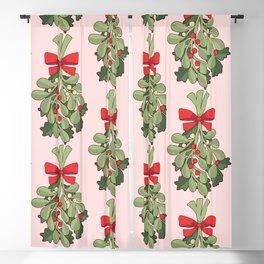 Under the Mistletoe Blackout Curtain