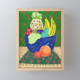 Fruit Bowl 1956 Framed Mini Art Print