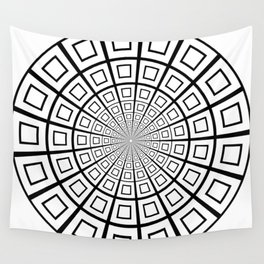 Replicant Code Wall Tapestry