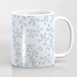 Blue Maidenhair Coffee Mug
