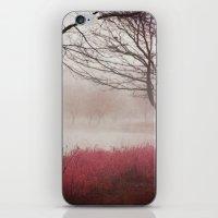 fog iPhone & iPod Skins featuring Fog by KunstFabrik_StaticMovement Manu Jobst