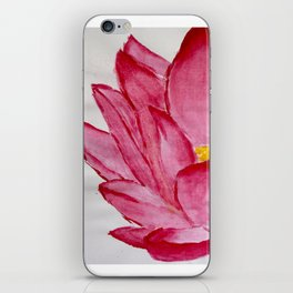 Purely Lotus iPhone Skin