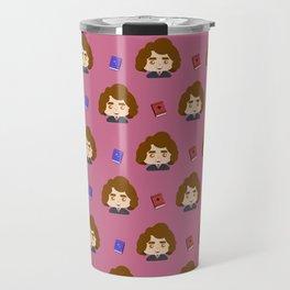 Hermione Flatter Travel Mug