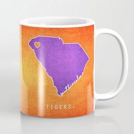 Clemson Tigers Coffee Mug