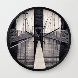 Brooklyn Bridge - 2  Wall Clock