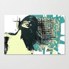 windy Canvas Print