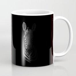 Cape Mountain Zebra Portrait Coffee Mug