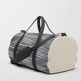 Waving Lines Duffle Bag