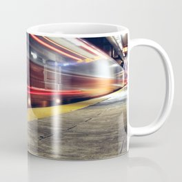 Traveling on Light Streams Coffee Mug