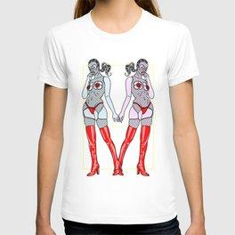 Chains N Whips T-shirt