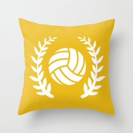 The Volleyball II Throw Pillow